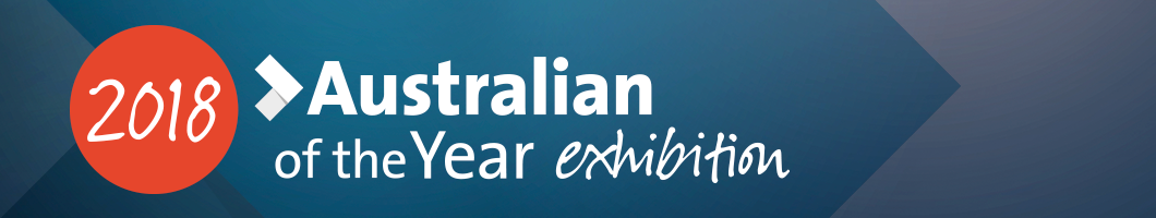 2018 Australina of the Year exhibition